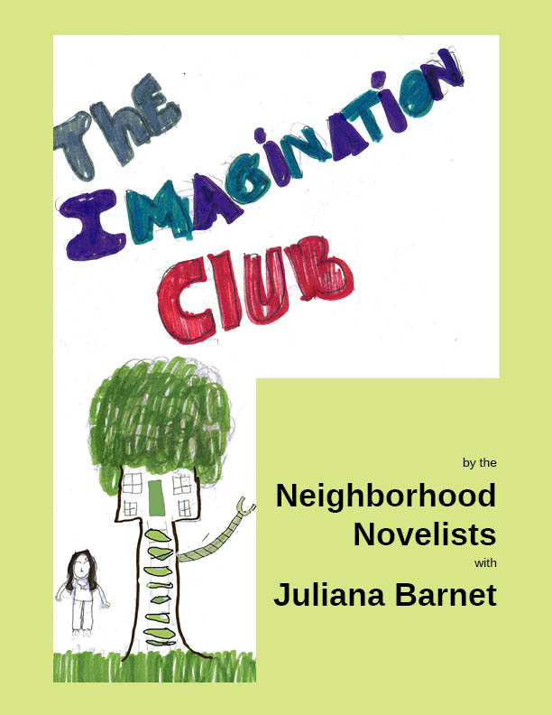 Imagination Club cover