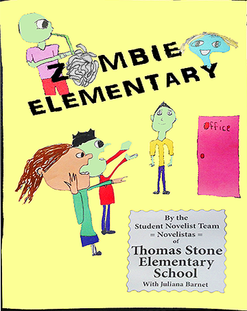 Zombie Elementary cover