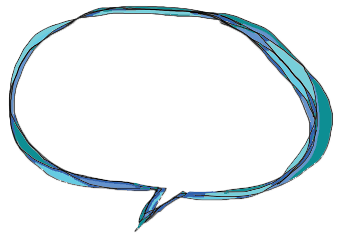 Popup Speech Bubble